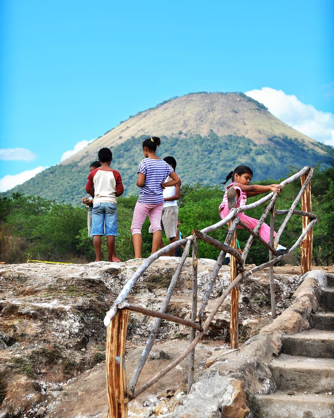 San Jacinto, Leon, Nicaragua